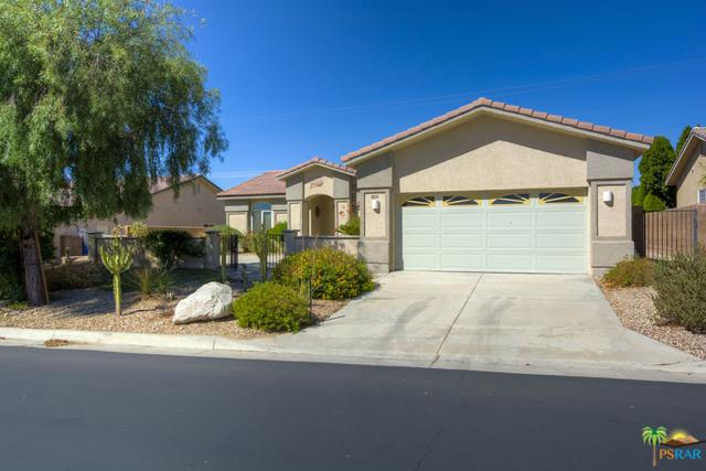 8891 Mountain Pass Drive, Desert Hot Springs, CA 92240 (MLS #18383092PS) :: Brad Schmett Real Estate Group