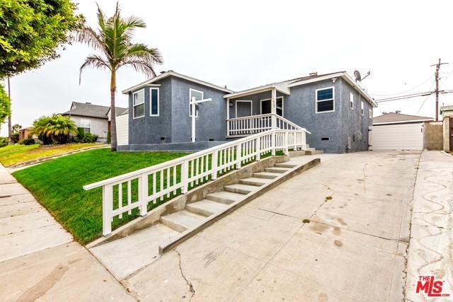 10236 S 1st Avenue, Inglewood, CA 90303 (MLS #18387944) :: The John Jay Group - Bennion Deville Homes