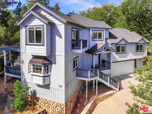 27932 North Bay Road, Lake Arrowhead, CA 92352 (MLS #18390156) :: Team Wasserman