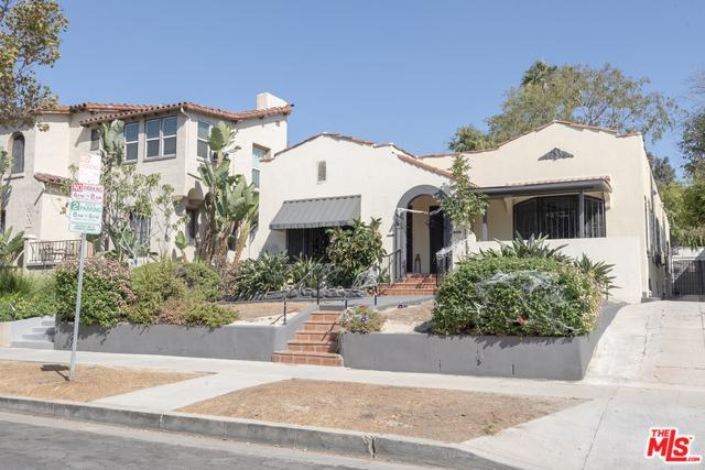 506 N Sycamore Avenue, Los Angeles (City), CA 90036 (MLS #18397048) :: Deirdre Coit and Associates