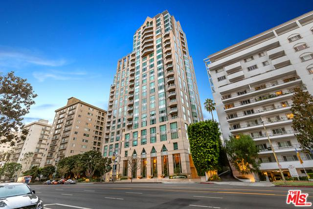 10727 Wilshire Boulevard #2005, Los Angeles (City), CA 90024 (MLS #18397080) :: Hacienda Group Inc