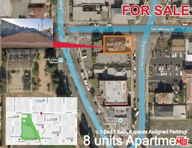 943 S Normandie Avenue, Los Angeles (City), CA 90006 (MLS #18413878) :: Deirdre Coit and Associates