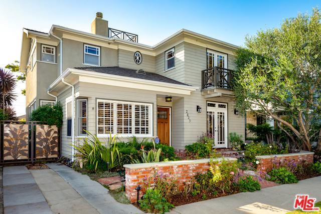 2823 Grayson Avenue, Venice, CA 90291 (MLS #19421740) :: The John Jay Group - Bennion Deville Homes