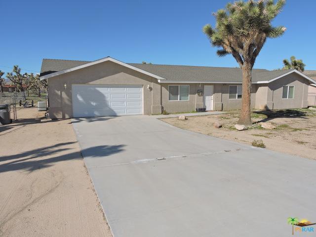 58420 Diadem Drive, Yucca Valley, CA 92284 (MLS #19427904PS) :: Hacienda Group Inc