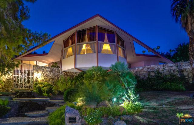 1350 Ladera Circle, Palm Springs, CA 92262 (MLS #19429936PS) :: Deirdre Coit and Associates