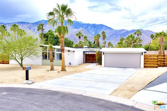 2155 George Drive, Palm Springs, CA 92262 (MLS #19430662PS) :: Brad Schmett Real Estate Group