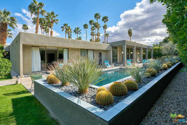 2153 S Caliente Drive, Palm Springs, CA 92264 (MLS #19430986PS) :: Brad Schmett Real Estate Group