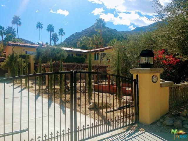 213 W Camino Descanso, Palm Springs, CA 92264 (MLS #19434956PS) :: Brad Schmett Real Estate Group