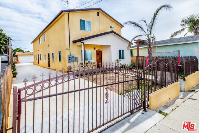 824 N Hicks Avenue, Los Angeles (City), CA 90063 (MLS #19435584) :: Deirdre Coit and Associates