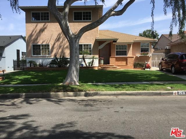 2531 W 112th Street, Inglewood, CA 90303 (MLS #19435674) :: Deirdre Coit and Associates