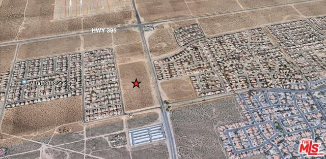0 0, Victorville, CA 92392 (MLS #19443736) :: Hacienda Group Inc