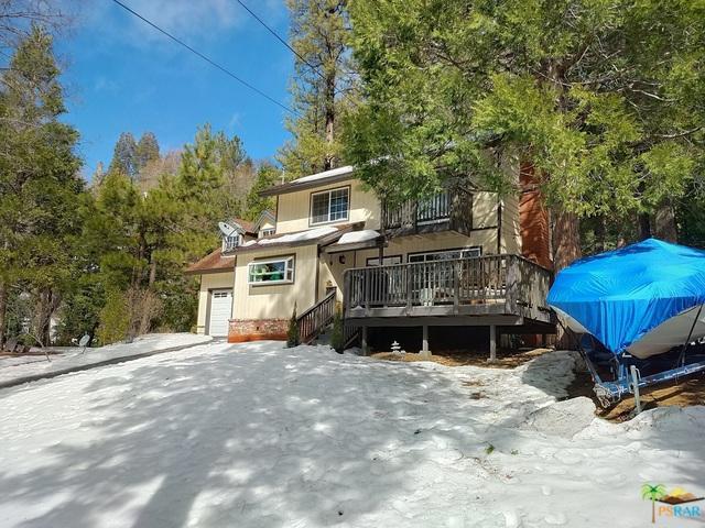 147 Golf Course Road, Lake Arrowhead, CA 92352 (MLS #19444112PS) :: The John Jay Group - Bennion Deville Homes