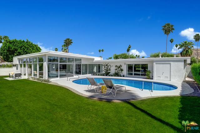 2255 S Camino Real, Palm Springs, CA 92264 (MLS #19458690PS) :: The John Jay Group - Bennion Deville Homes