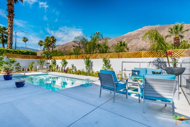 534 S Calle Ajo, Palm Springs, CA 92264 (MLS #19459668PS) :: The John Jay Group - Bennion Deville Homes
