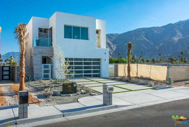 195 W Via Olivera, Palm Springs, CA 92262 (MLS #19459896PS) :: The John Jay Group - Bennion Deville Homes