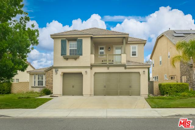 27339 English Ivy Lane, Canyon Country, CA 91387 (MLS #19464286) :: The John Jay Group - Bennion Deville Homes