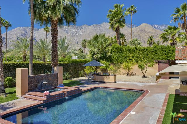 355 W Vista Chino, Palm Springs, CA 92262 (MLS #19470986PS) :: The John Jay Group - Bennion Deville Homes