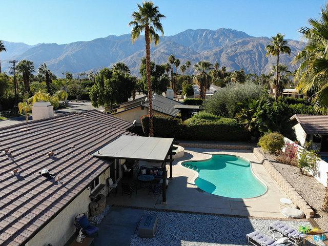 3532 E Escoba Drive, Palm Springs, CA 92264 (MLS #19473848PS) :: The John Jay Group - Bennion Deville Homes