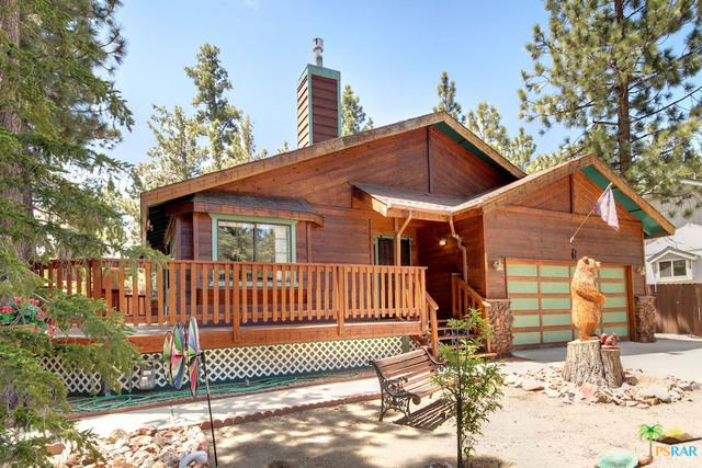 524 E Mountain View, Big Bear, CA 92314 (MLS #19474350PS) :: The Jelmberg Team