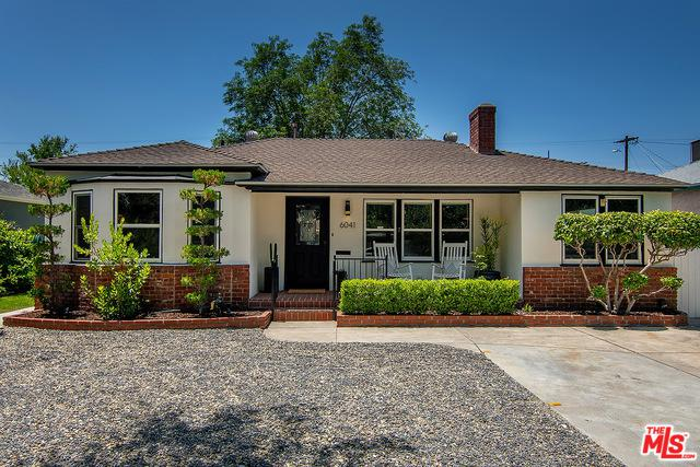 6041 Beck Avenue, North Hollywood, CA 91606 (MLS #19475554) :: The John Jay Group - Bennion Deville Homes