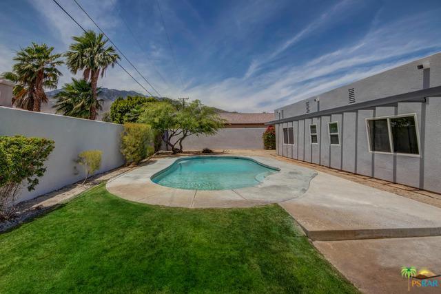 2239 E Powell Road, Palm Springs, CA 92262 (MLS #19476958PS) :: The Jelmberg Team