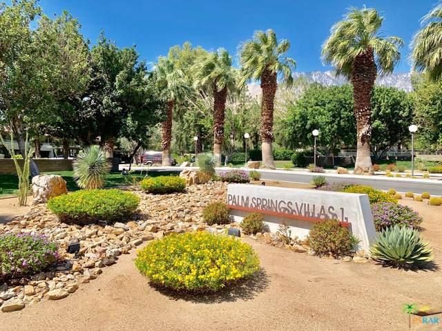 575 N Villa Court #114, Palm Springs, CA 92262 (MLS #19477238PS) :: Hacienda Group Inc