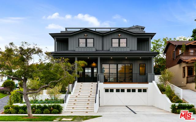 718 Radcliffe Avenue, Pacific Palisades, CA 90272 (MLS #19477428) :: The John Jay Group - Bennion Deville Homes
