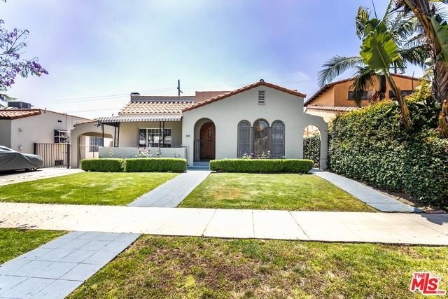 585 N Bronson Avenue, Los Angeles (City), CA 90004 (MLS #19477548) :: Desert Area Homes For Sale