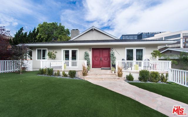 16207 Dickens Street, Encino, CA 91436 (MLS #19477620) :: The John Jay Group - Bennion Deville Homes