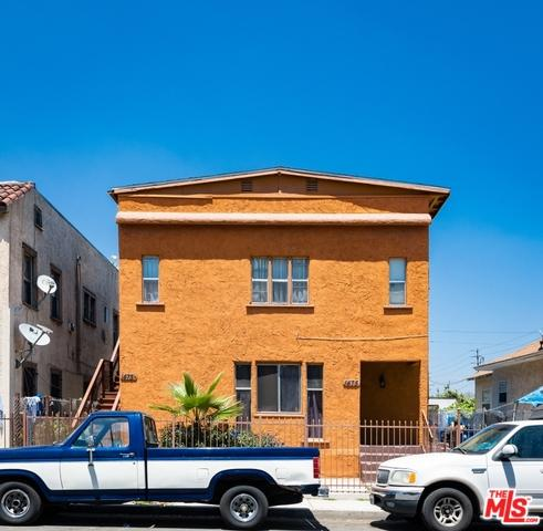 1473 E 23rd Street, Los Angeles (City), CA 90011 (MLS #19478114) :: The John Jay Group - Bennion Deville Homes