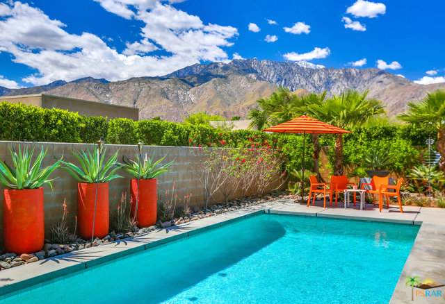 1613 Ava Court, Palm Springs, CA 92262 (MLS #19478170PS) :: The John Jay Group - Bennion Deville Homes