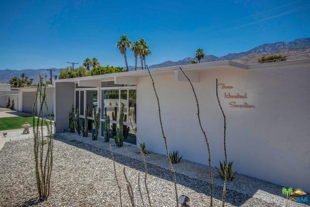 317 N Monterey Road, Palm Springs, CA 92262 (MLS #19482038PS) :: Deirdre Coit and Associates