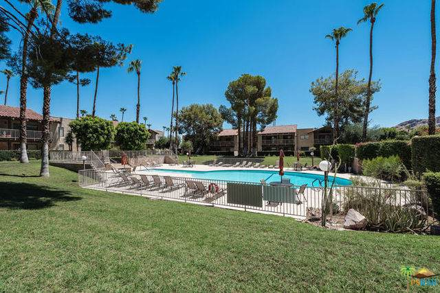 2170 S Palm Canyon Drive #18, Palm Springs, CA 92264 (MLS #19490448PS) :: The John Jay Group - Bennion Deville Homes