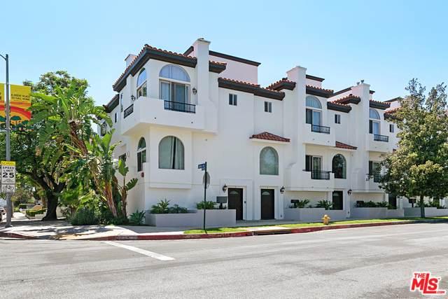 5027 Colfax Avenue #1, Valley Village, CA 91601 (MLS #19495278) :: Hacienda Group Inc
