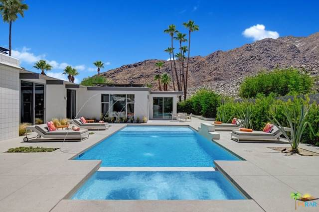 953 N Rose Avenue, Palm Springs, CA 92262 (MLS #19497230PS) :: Brad Schmett Real Estate Group