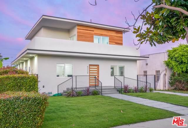 5334 Chesley Avenue, Los Angeles (City), CA 90043 (MLS #19499786) :: Deirdre Coit and Associates