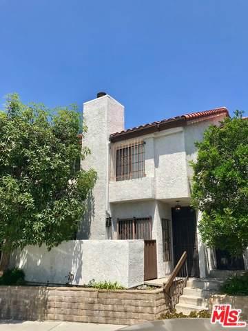 5955 W 8th Street #114, Los Angeles (City), CA 90036 (MLS #19503634) :: Hacienda Group Inc