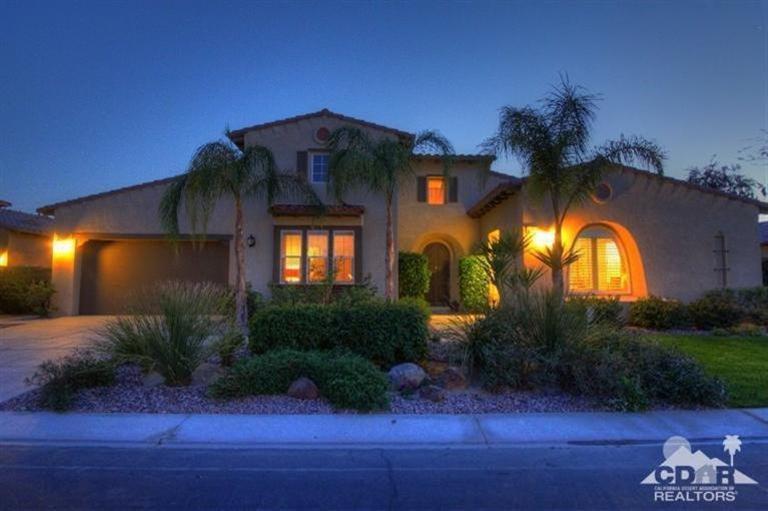 81707 Rancho Santana Drive, La Quinta, CA 92253 (MLS #215006010) :: Brad Schmett Real Estate Group