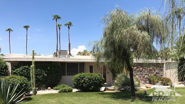 1206 Tamarisk West Street, Rancho Mirage, CA 92270 (MLS #217020582) :: Brad Schmett Real Estate Group