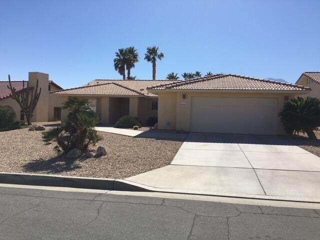 9201 Warwick, Desert Hot Springs, CA 92240 (MLS #219069134) :: Lisa Angell