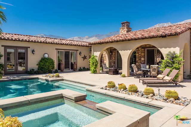 3050 Monte Azul, Palm Springs, CA 92264 (MLS #18324132PS) :: Team Wasserman