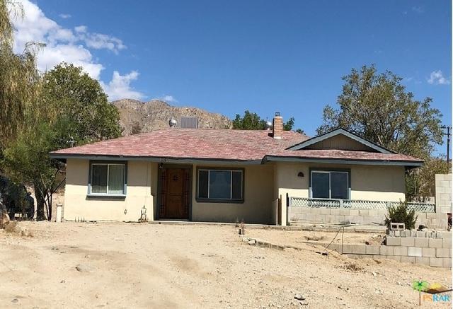 51074 Via Hacienda, Morongo Valley, CA 92256 (MLS #18325680PS) :: Deirdre Coit and Associates