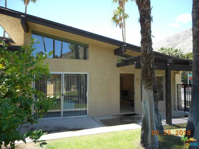 290 S San Jacinto Drive #8, Palm Springs, CA 92262 (MLS #18348192PS) :: Brad Schmett Real Estate Group