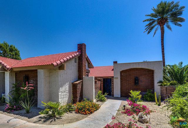 2545 Miramonte Circle Unit, Palm Springs, CA 92264 (MLS #18354778PS) :: Hacienda Group Inc