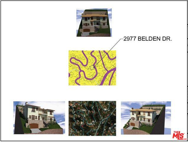 2977 Belden Drive, Los Angeles (City), CA 90068 (MLS #18394130) :: Hacienda Group Inc