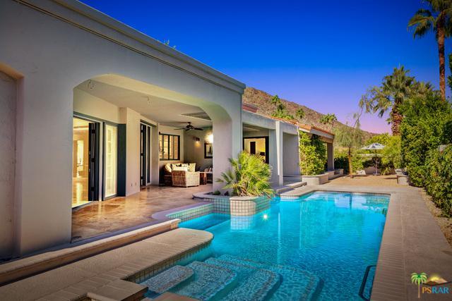390 S Patencio Road, Palm Springs, CA 92262 (MLS #18408492PS) :: Deirdre Coit and Associates