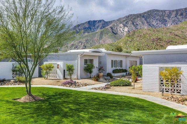 2528 S Sierra Madre, Palm Springs, CA 92264 (MLS #19463936PS) :: The John Jay Group - Bennion Deville Homes