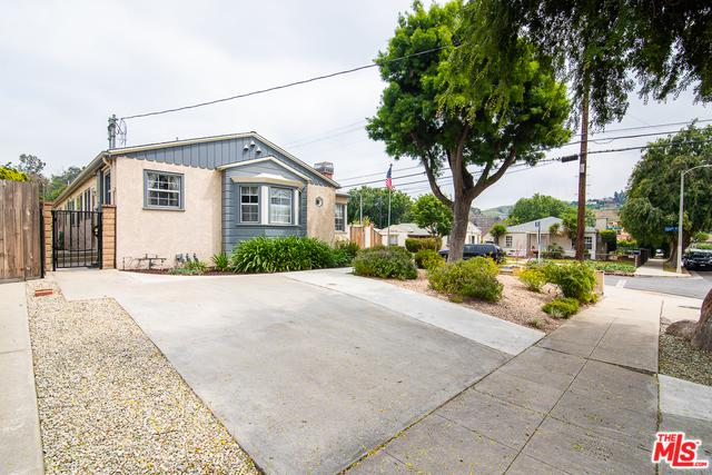 3700 Hellman Avenue, Los Angeles (City), CA 90032 (MLS #19465354) :: The John Jay Group - Bennion Deville Homes