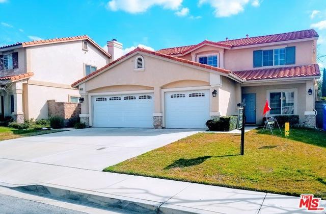 14943 Catania Way, Fontana, CA 92336 (MLS #19473022) :: The John Jay Group - Bennion Deville Homes