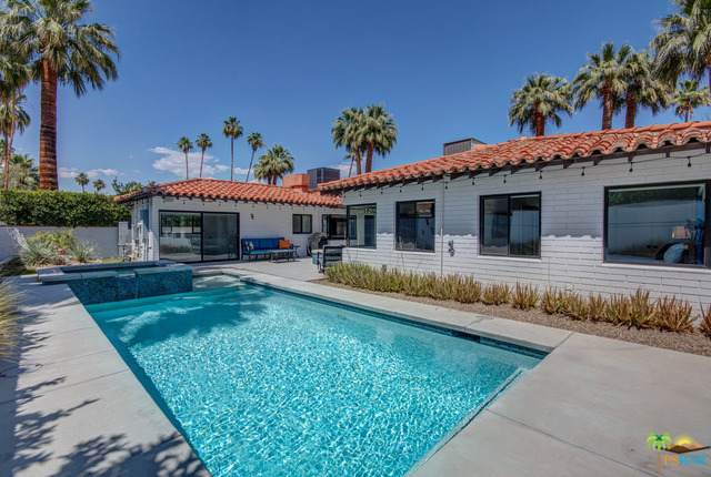 371 S Pablo Drive, Palm Springs, CA 92262 (MLS #19473652PS) :: Brad Schmett Real Estate Group